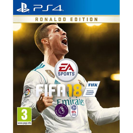 FIFA 18 - Ronaldo Edition | PS4