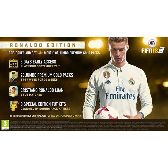FIFA 18 - Ronaldo Edition | XB1