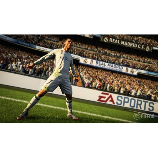 FIFA 18 - Used Like New - XB1