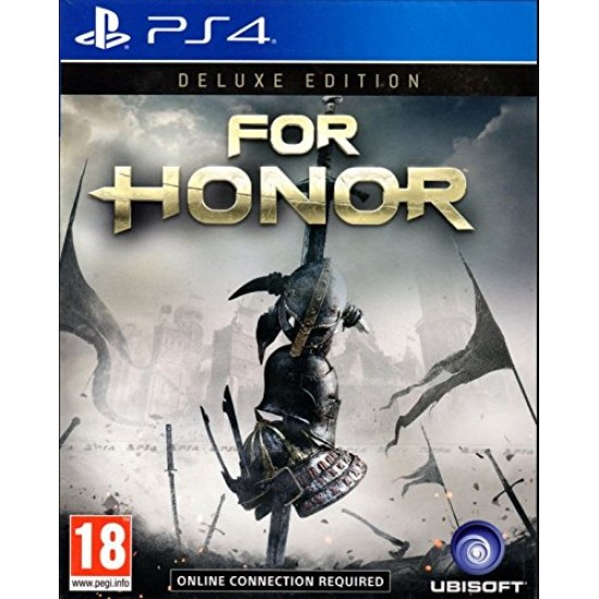 For Honor - Deluxe Edition - NTSC | PS4