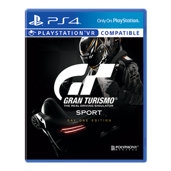 Sony PlayStation 4 Slim - 1TB - Limited Edition Gran Turismo Sport