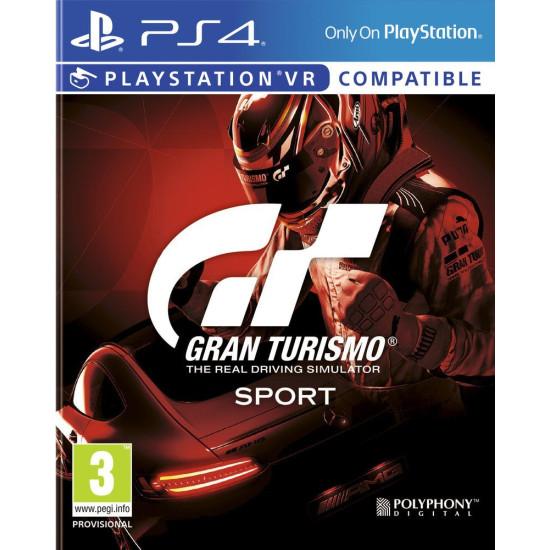 Sony PlayStation 4 Slim - 500GB - Hits bundle V3 -Gran Turismo-Uncharted 4-Horizon complete-3 month UAE Plus-Arabic Edition