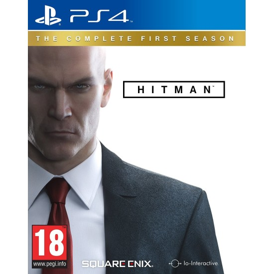 Hitman The Complete First Season - PlayStation 4
