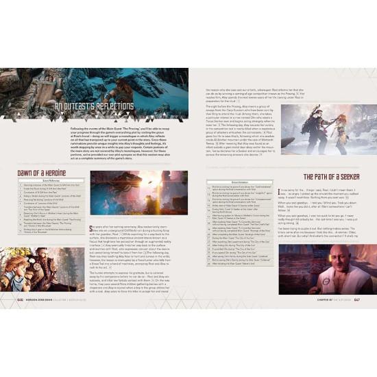 Horizon Zero Dawn Collectors Edition Strategy Guide | Hardcover – March 29, 2017