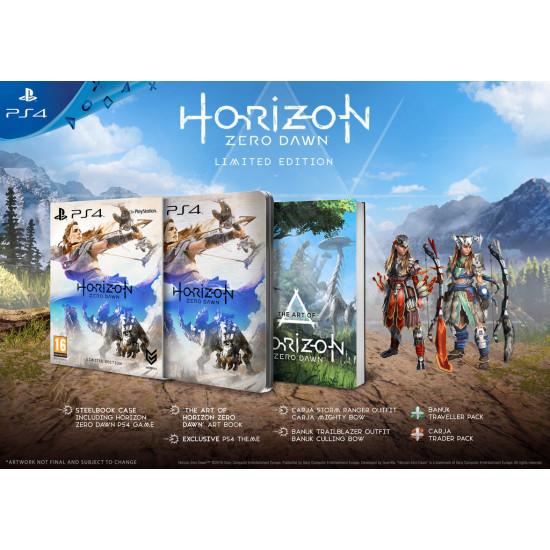 Horizon: Zero Dawn - Limited Edition | PS4