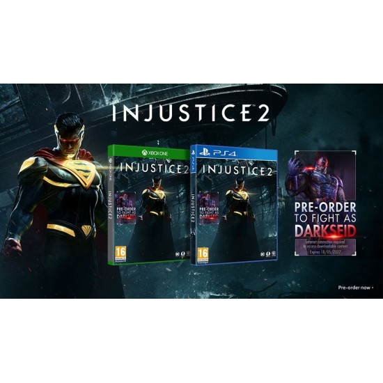 Injustice 2 - Ultimate Edition | PS4