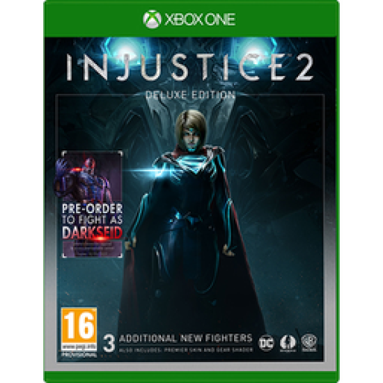 Injustice 2 - Deluxe Edition | XB1