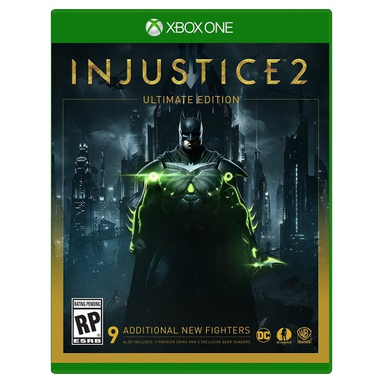 Injustice 2 - Ultimate Edition | XB1