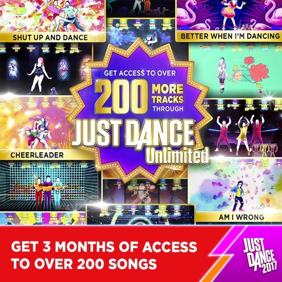 Just Dance 2017 | Switch