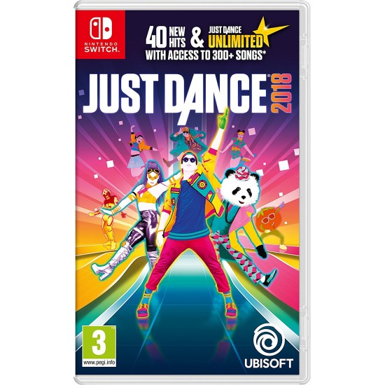 Just Dance 2018 | Switch