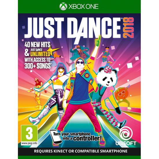 Just Dance 2018 | XB1