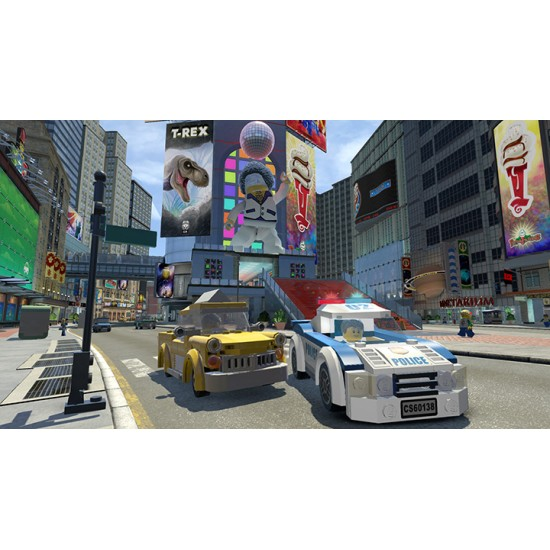 LEGO City Undercover | PS4