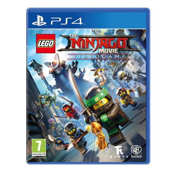 LEGO Ninjago Movie Game - PlayStation 4