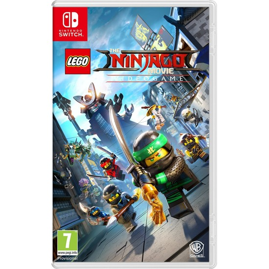 LEGO Ninjago Movie Game   Switch