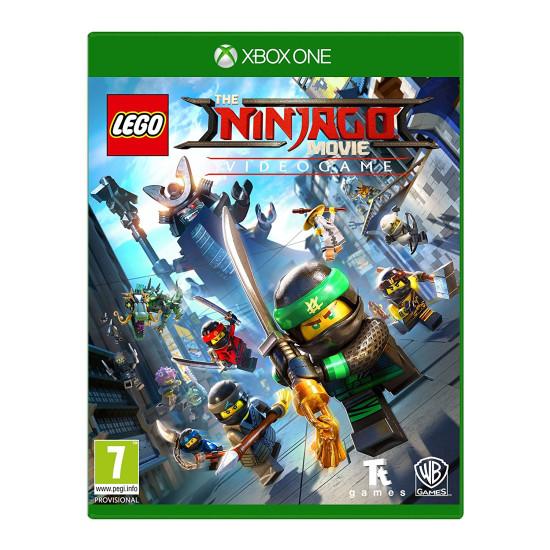 LEGO Ninjago Movie Game   XB1