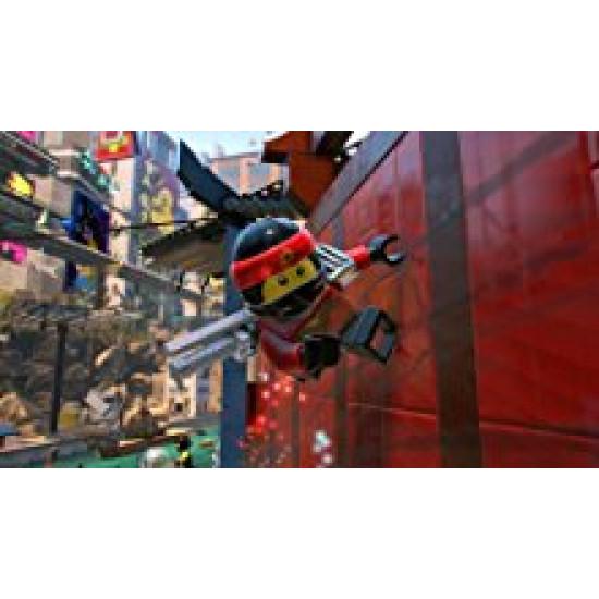 LEGO Ninjago Movie Game - Used Like New   PS4