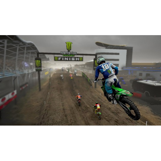 MXGP 3: The Official Motocross Videogame | Switch