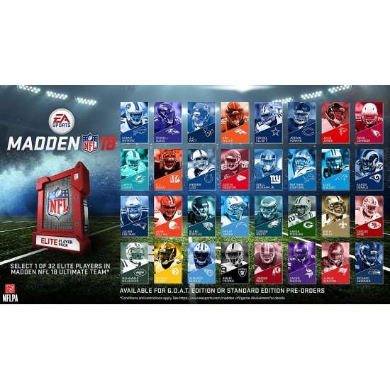Madden NFL 18 - XB1
