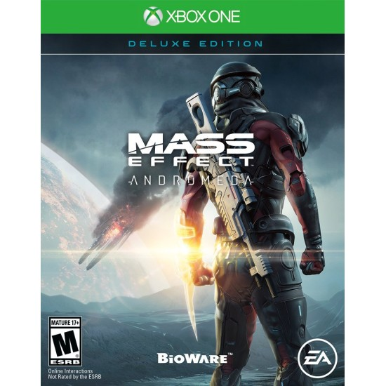 Mass Effect Andromeda - Deluxe Edition | XB1
