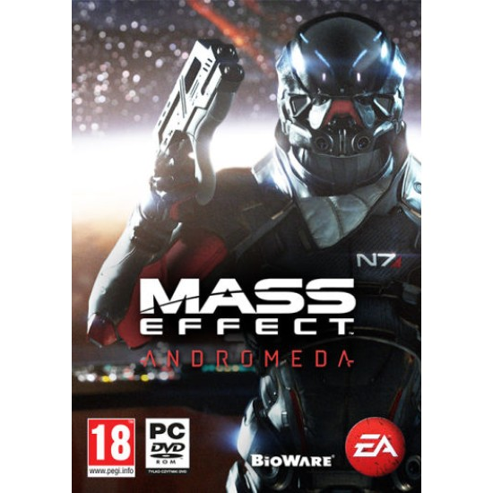 Mass Effect Andromeda | PC Disc