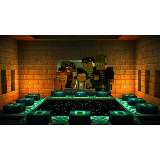 Minecraft: Story Mode - The Complete Adventure | Switch