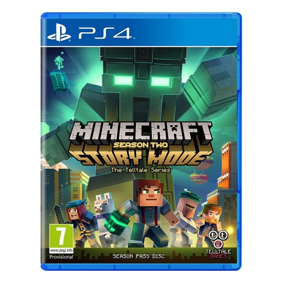 Minecraft Story Mode - Season 2 | PS4