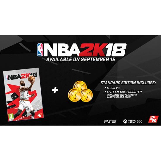 NBA 2K18 | XB 360