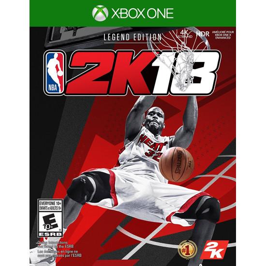 NBA 2K18 - Legend Edition   XB1
