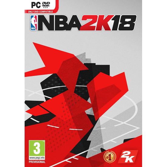 NBA 2K18 | PC - DVD Disc