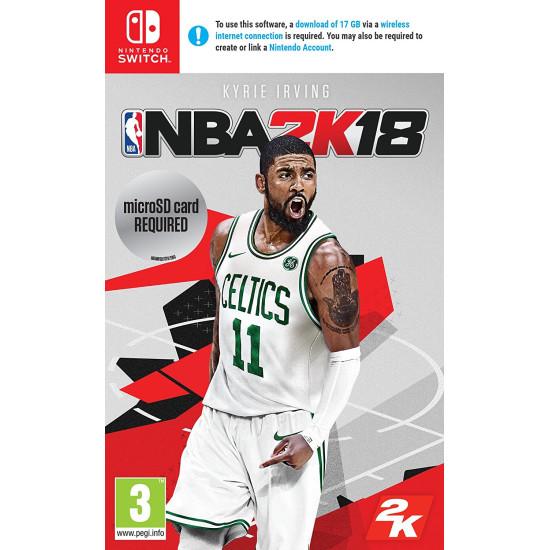 NBA 2K18 | Switch