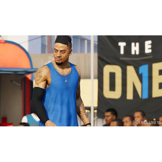 NBA LIVE 18 | XB1