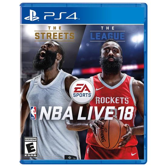 NBA LIVE 18 | PS4