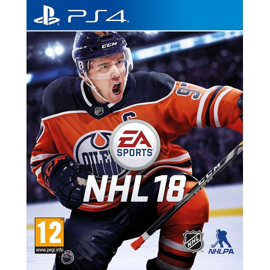 NHL 18 | PS4