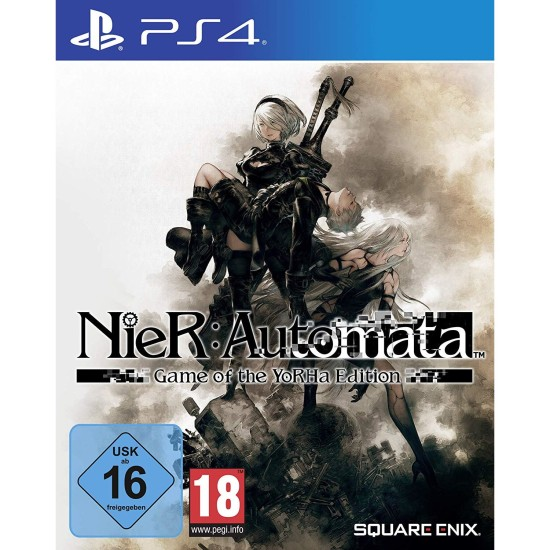 Nier Automata - Game of the YoRHa Edition | PS4