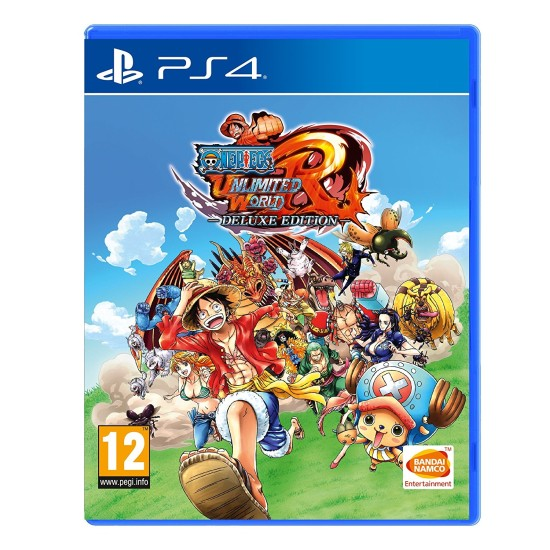 One Piece Unlimited World Red Deluxe Edition - PlayStation 4