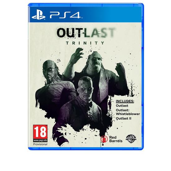 Outlast Trinity | PS4