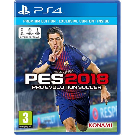 PES 2018 - Premium Edition | PS4