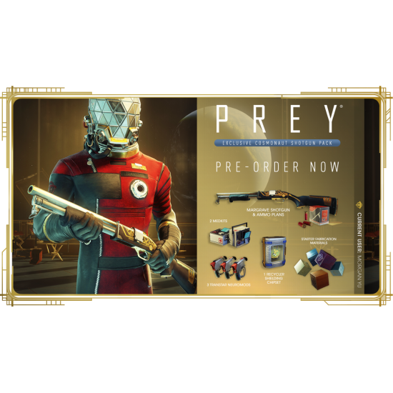 Prey | PC - DVD Disc