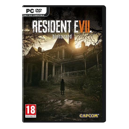 Resident Evil 7 Biohazard | PC - DVD Disc
