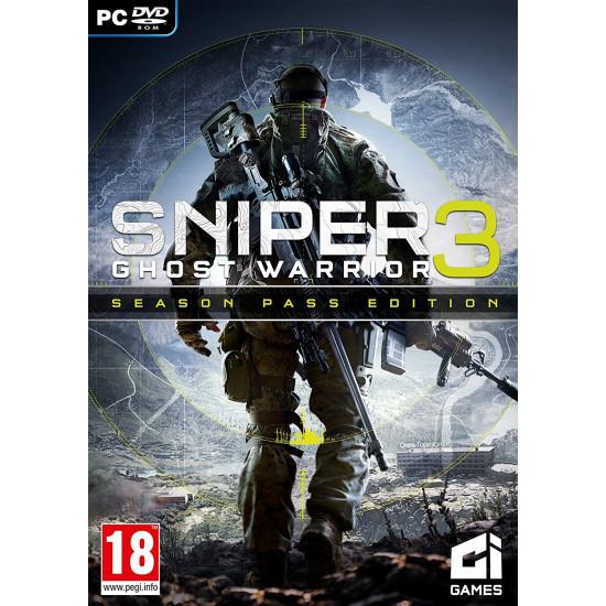 Sniper Ghost Warrior 3 Season Pass Edition | PC - DVD Disc