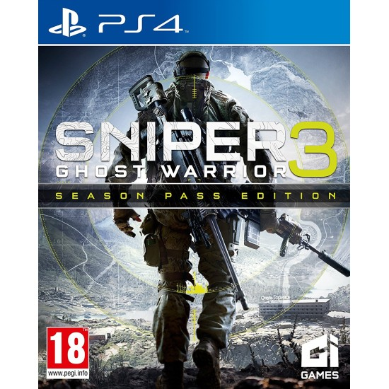 Sniper Ghost Warrior 3 Season Pass Edition | PS4