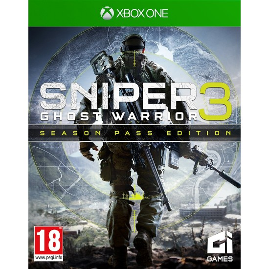 Sniper Ghost Warrior 3 Season Pass Edition | XB1