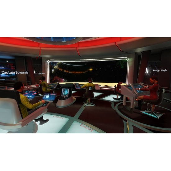 Star Trek: Bridge Crew - PSVR | PS4