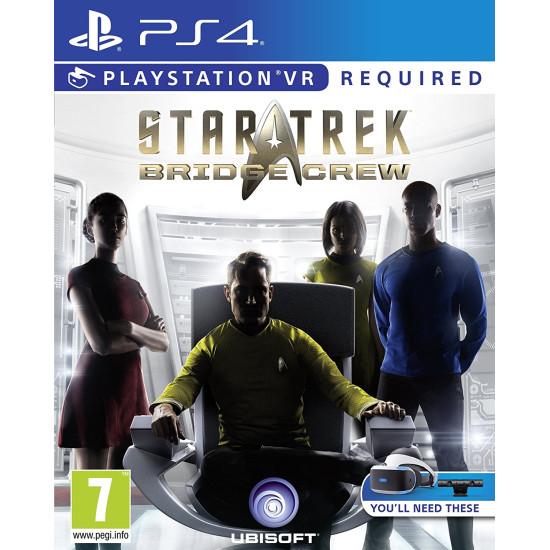 Star Trek: Bridge Crew - PSVR   PS4