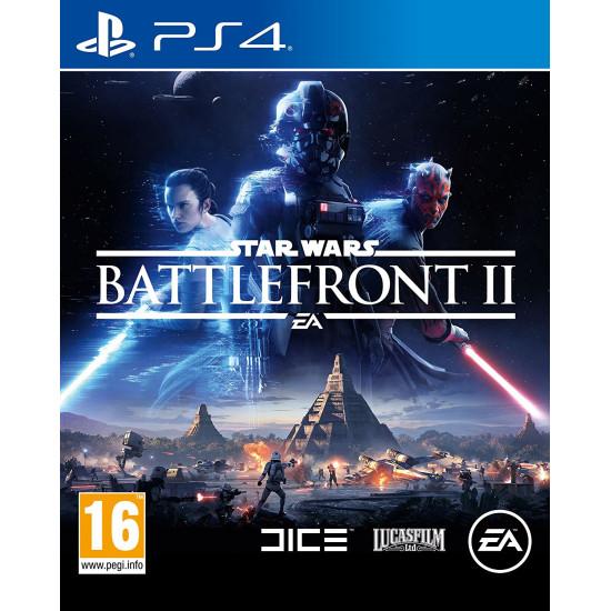 Star Wars Battlefront II - Middle East Version - PS4