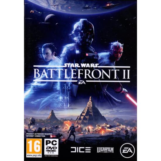 Star Wars Battlefront II   PC - DVD Disc