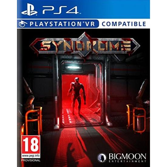 Syndrome - PSVR   PS4