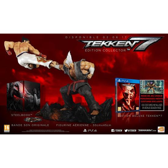 Tekken 7 - Collectors Edition   PS4