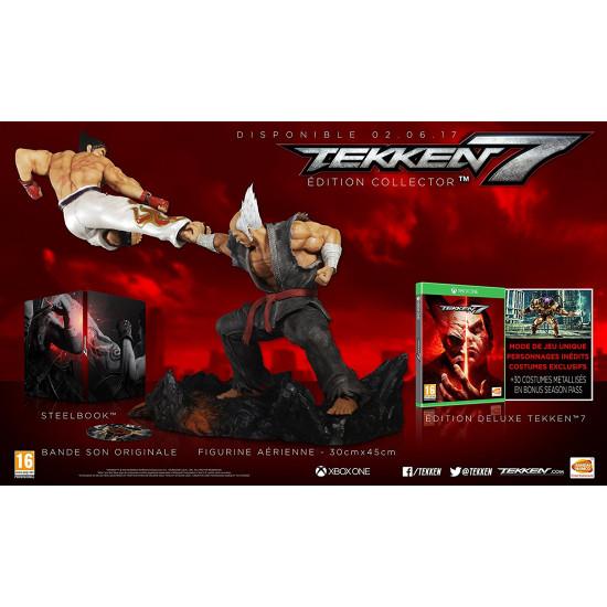 Tekken 7 - Collectors Edition   XB1