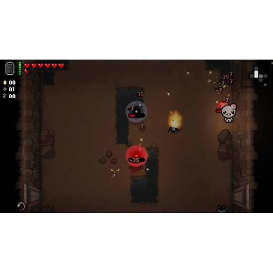The Binding of Isaac Afterbirth+ | Switch